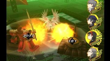 Скриншот Shin Megami Tensei: Persona 4