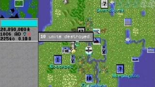 Скриншоты  игры Sid Meier's Civilization