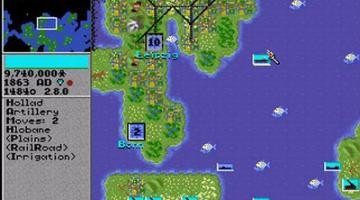 Скриншот Sid Meier's Civilization