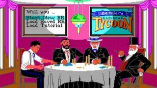 Скриншот Sid Meier's Railroad Tycoon