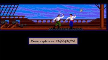 Скриншот Sid Meier's Pirates! (1987)