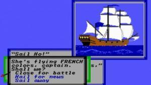 миниатюра скриншота Sid Meier's Pirates! (1987)