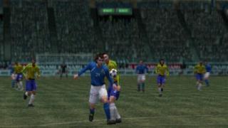 Скриншоты  игры Pro Evolution Soccer 3