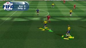 миниатюра скриншота FIFA 2001