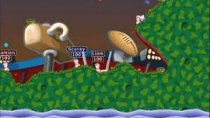 миниатюра скриншота Worms 2
