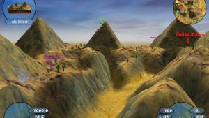 миниатюра скриншота Scorched 3D