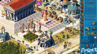 Скриншоты  игры Zeus: Master of Olympus