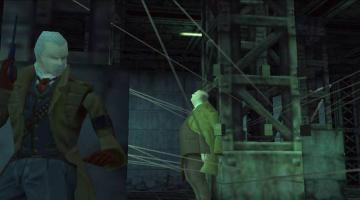 Скриншот Metal Gear Solid