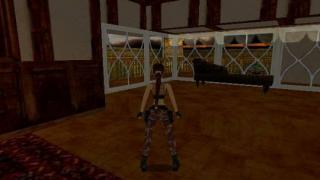 Скриншот Tomb Raider 3: Adventures of Lara Croft