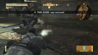 Скриншот Metal Gear Online