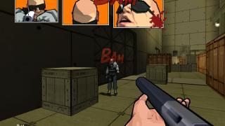Скриншоты  игры XIII
