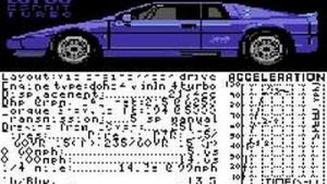 миниатюра скриншота Test Drive (1987)