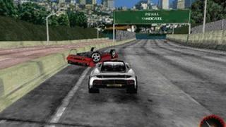 Скриншоты  игры Test Drive 4