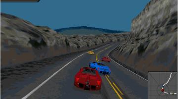 Скриншот Need for Speed 2