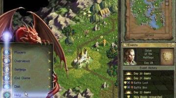 Скриншот Age of Wonders