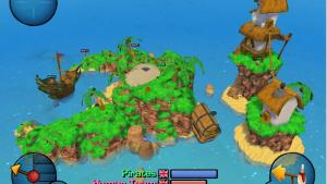 миниатюра скриншота Worms 3D