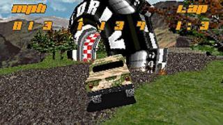 Скриншоты  игры Test Drive Off-Road