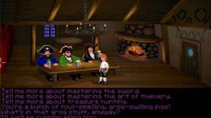 миниатюра скриншота Secret of Monkey Island, the