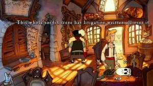 миниатюра скриншота The Curse of Monkey Island