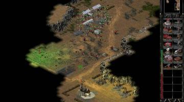 Скриншот Command & Conquer: Tiberian Sun