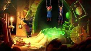 миниатюра скриншота Monkey Island 2 Special Edition: LeChuck's Revenge
