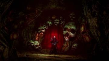 Скриншот Devil May Cry
