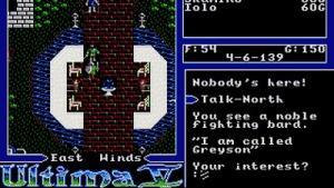 миниатюра скриншота Ultima 5: Warriors of Destiny