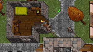 миниатюра скриншота Ultima 7: The Black Gate