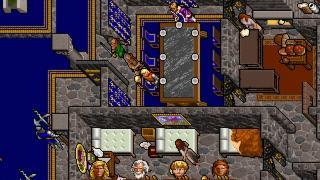 Скриншоты  игры Ultima 7: The Black Gate