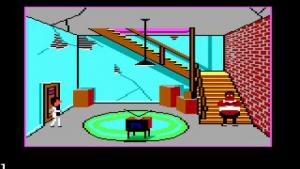 миниатюра скриншота Leisure Suit Larry in the Land of the Lounge Lizards
