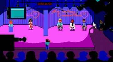 Скриншот Leisure Suit Larry Goes Looking for Love (In Several Wrong Places)
