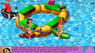 Скриншоты  игры Leisure Suit Larry 6: Shape Up or Slip Out