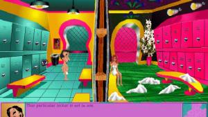 миниатюра скриншота Leisure Suit Larry 6: Shape Up or Slip Out