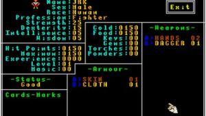 миниатюра скриншота Ultima 3: Exodus