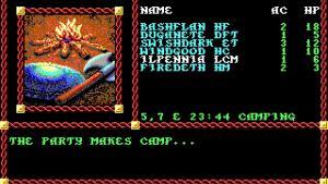 миниатюра скриншота Pool of Radiance