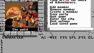 миниатюра скриншота Bard's Tale 2: The Destiny Knight, the
