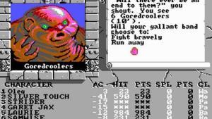 миниатюра скриншота Bard's Tale 3: Thief of Fate, the