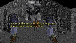 миниатюра скриншота Ultima 8: Pagan