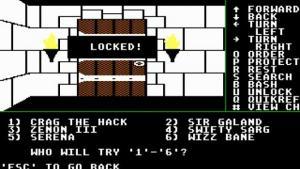 миниатюра скриншота Might and Magic: The Secret of the Inner Sanctum
