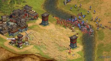 Скриншот Rise of Nations