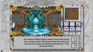 Скриншоты  игры Might and Magic 3: Isles of Terra