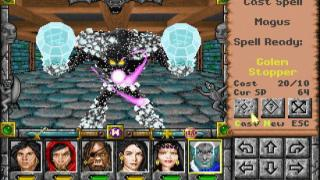 Скриншоты  игры Might and Magic 4: Clouds of Xeen