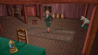 Скриншоты  игры Alone in the Dark (1992)