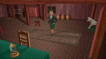 Скриншот Alone in the Dark (1992)