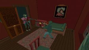 миниатюра скриншота Alone in the Dark (1992)