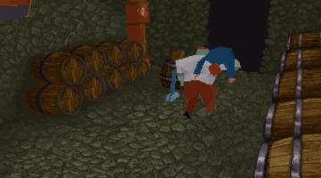 Скриншот Alone in the Dark 2