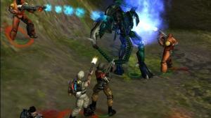 миниатюра скриншота Aliens Versus Predator: Extinction