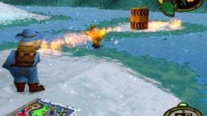 миниатюра скриншота Hogs of War