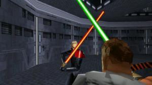 миниатюра скриншота Star Wars: Jedi Knight - Dark Forces 2