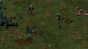 миниатюра скриншота MechCommander